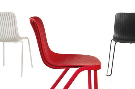 蜻蜓悬臂式座椅