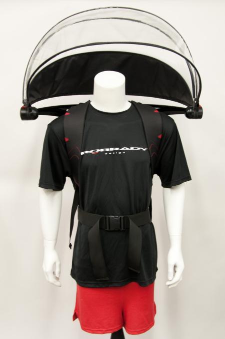 背肩式雨伞 1