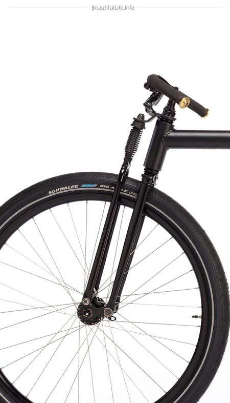 厚重的自行车 3