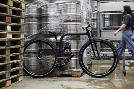 厚重的自行车 2