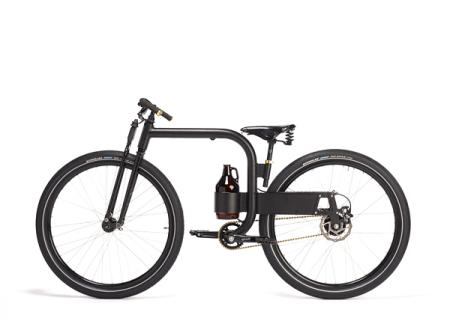 厚重的自行车 1