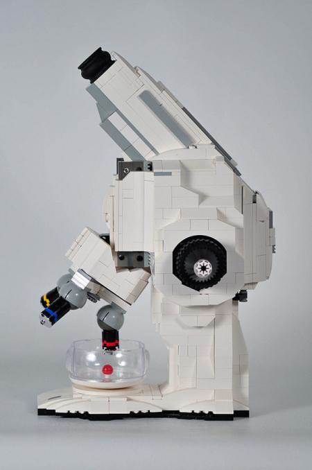 乐高显微镜  3