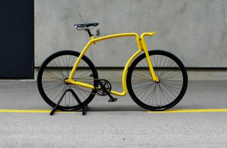 超酷的自行车