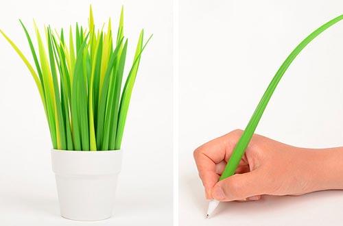 Pooleaf-Grass-Leaf-Pen 2