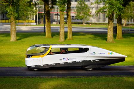 太阳能汽车 2