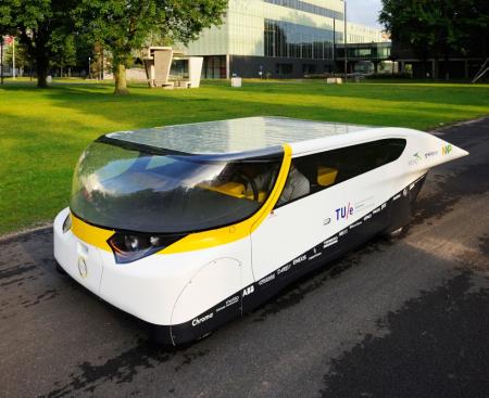太阳能汽车 3