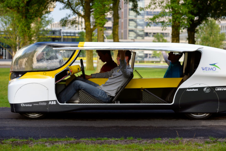 太阳能汽车 1
