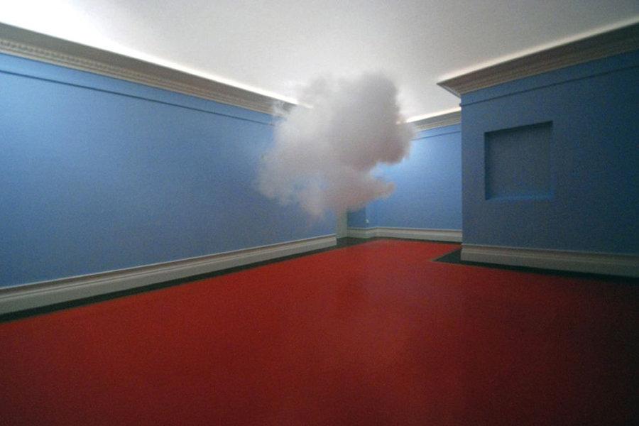 2012年十大有趣的发明 小型人造室内云朵